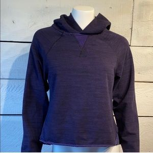 Lululemon 🍋 Pull Me Over Cropped Hoodie Size 4
